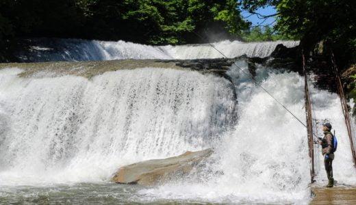 宮城県七ヶ宿町|見応えある滑津大滝を見てきた!