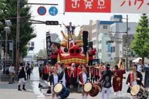 水の祭典 久留米市