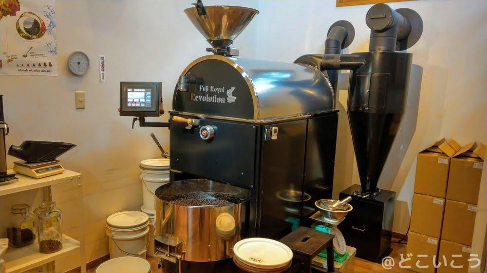 ゼルコバ コーヒー (zelkova coffee)ー