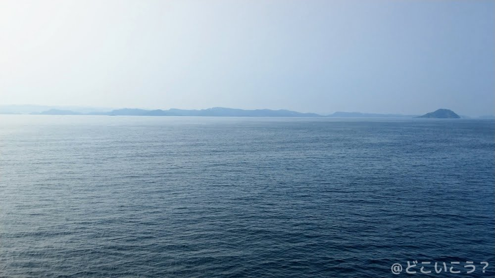 上五島 フェリー