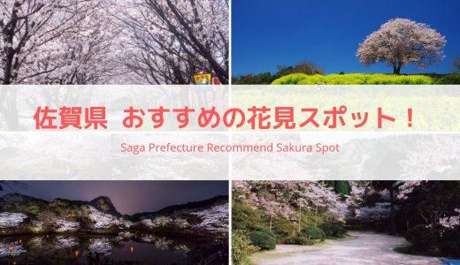 佐賀県おすすめの花見スポットまとめ!
