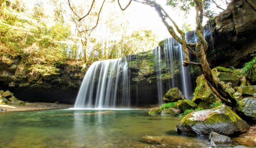 【阿蘇】鍋ヶ滝で大自然の美しさを感じよう!