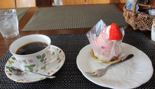 うきは市の隠れ家カフェ!「夢語寄家」でケーキセットを食べよう!