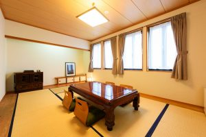 星の文化館 宿泊部屋