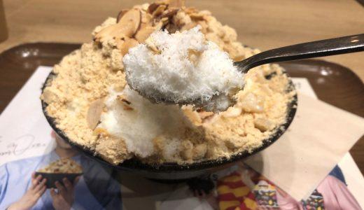 韓国発かき氷店「ソルビン」でサラサラの氷を博多で体験しよう!