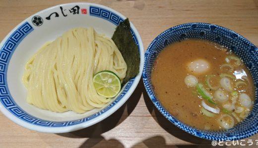 【食レポ】ついに九州初出店!魚介系濃厚つけ麺の超名店『つじ田』が、福岡空港へ。
