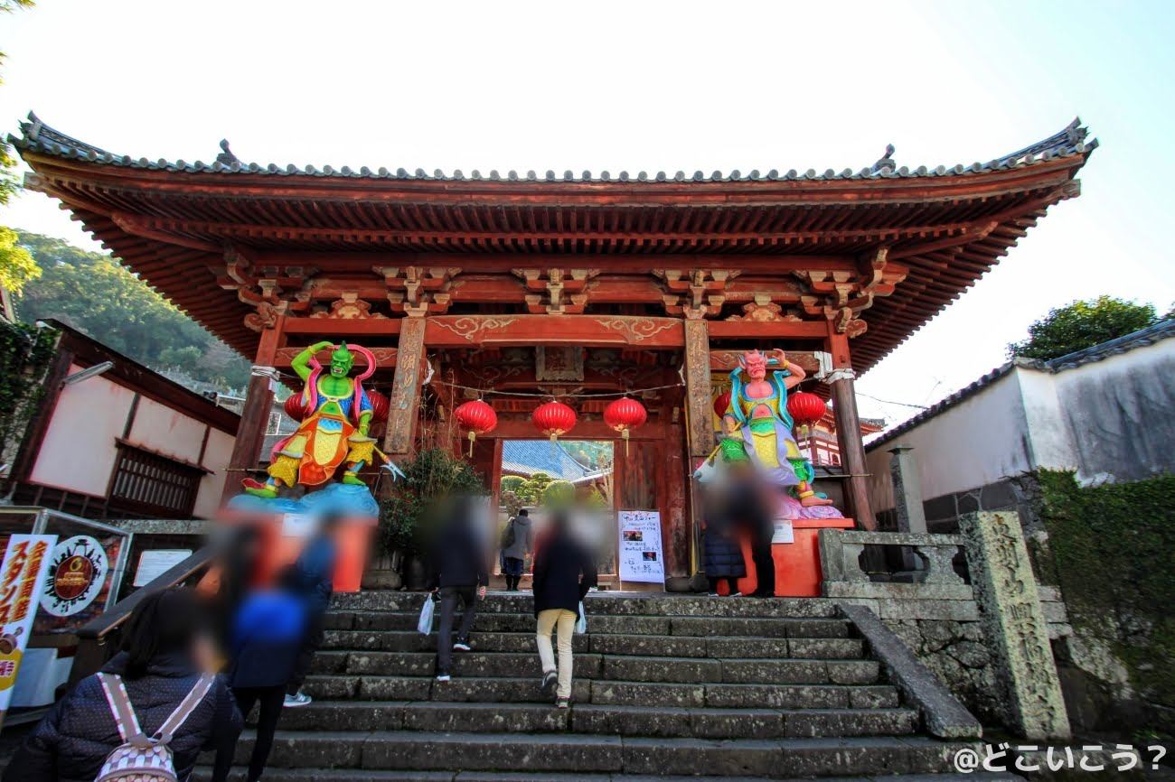 興福寺 長崎