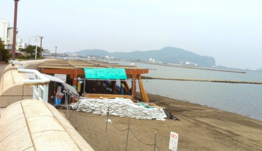 鹿児島県 指宿の名物「砂むし温泉」を「砂楽」で味わってみた感想