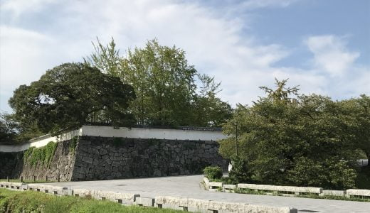 福岡城跡を散策し、タイムスリップしてみませんか?