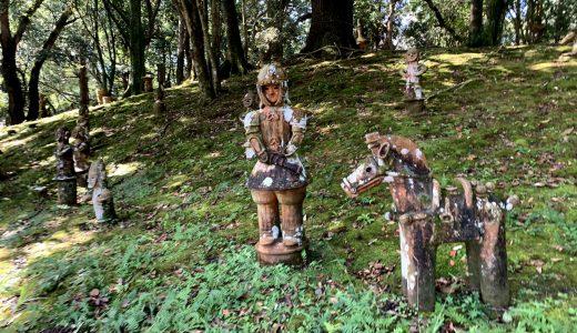 【はにわ館】森林ではにわに囲まれる!宮崎の不思議スポットに行こう!